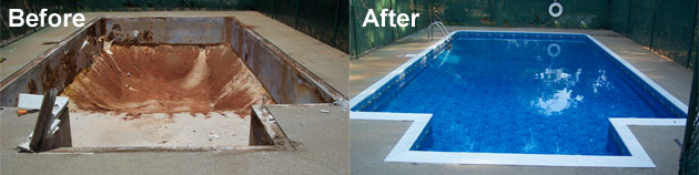 Coweta Pool Renovations